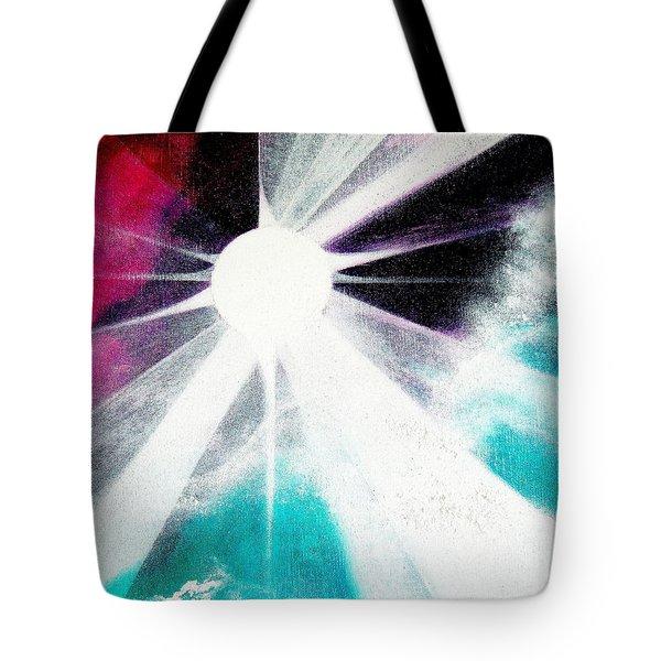 Rising Sun Tote Bag