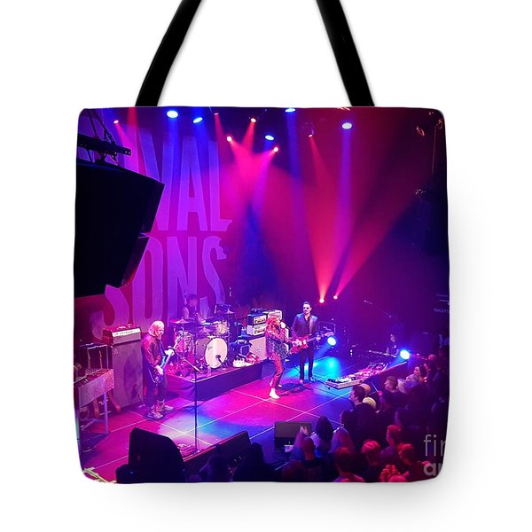 Rival Sons Tote Bag