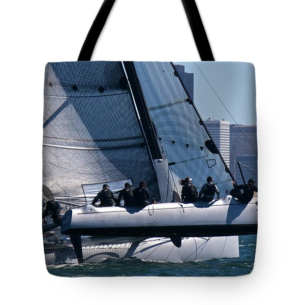 Rolex Big Boat Series Start Tote Bag