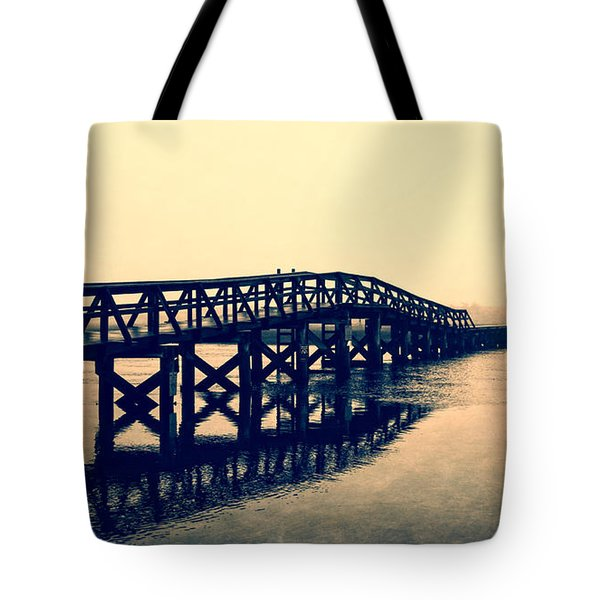 Sandwich Boardwalk Tote Bag