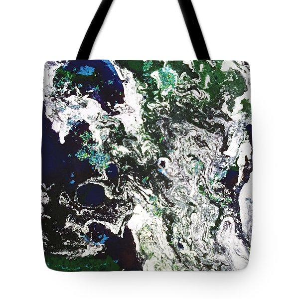Space Odyssey Tote Bag