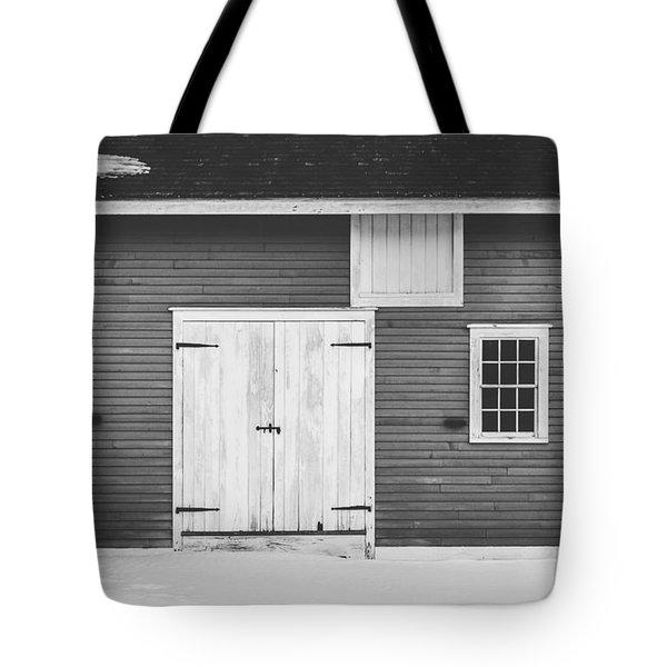 Shaker Village Tote Bag