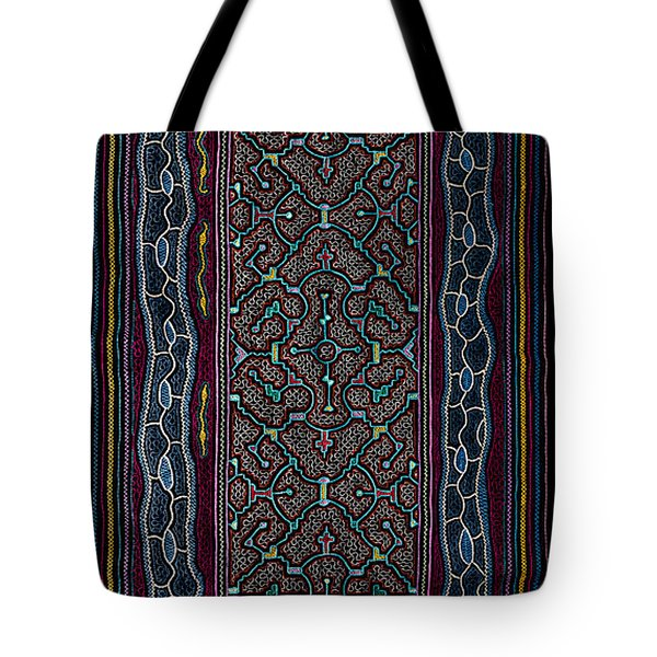 Shipibo Art Tote Bag