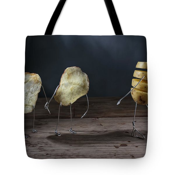 Simple Things - Potatoes Tote Bag