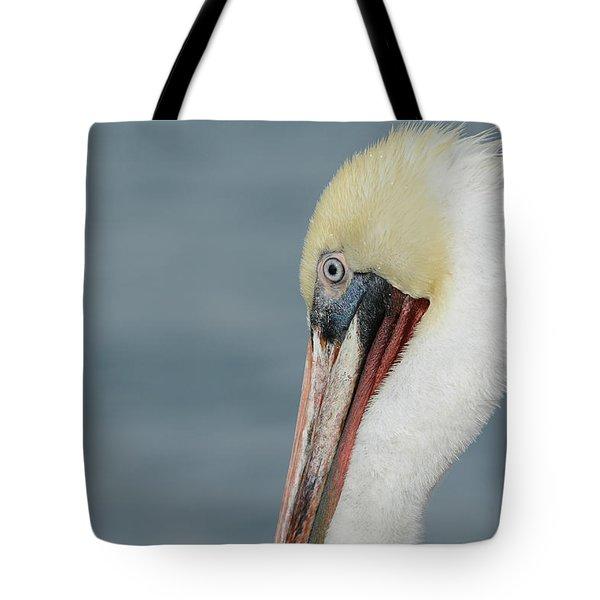 Simplicity Tote Bag by Fraida Gutovich