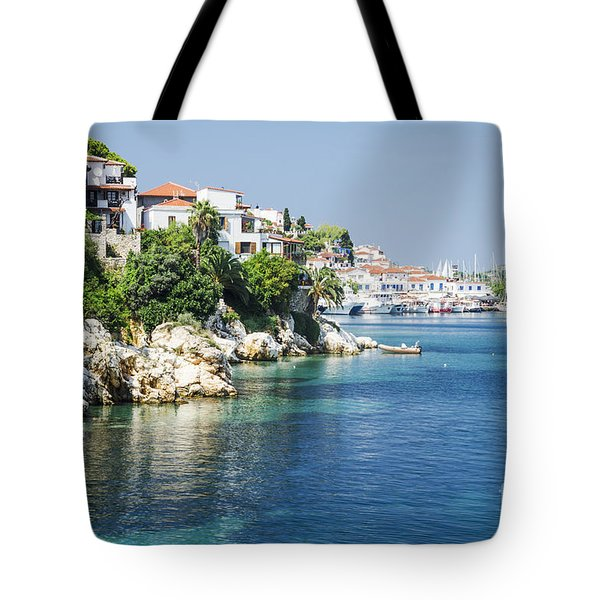 Skiathos Island, Greece Tote Bag