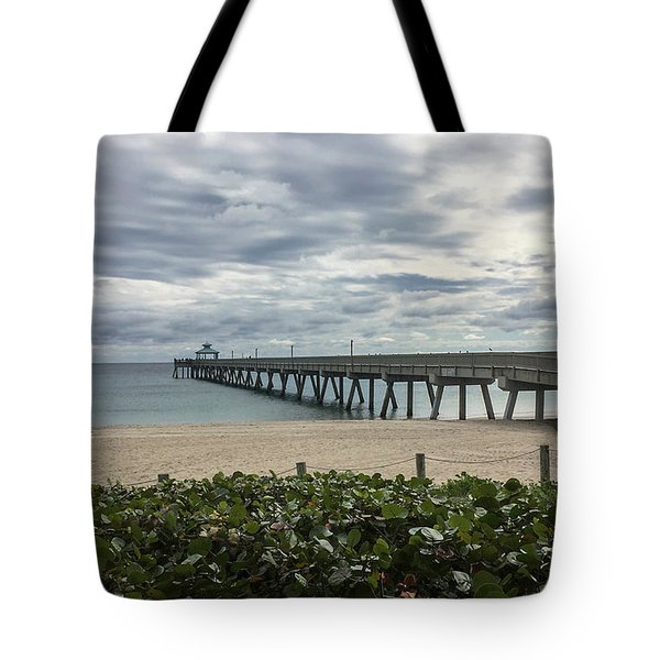Smooth As Glass Tote Bag