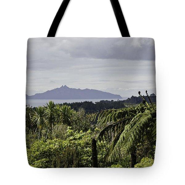 Somewhere Around Whangarei, New Zealand Tote Bag