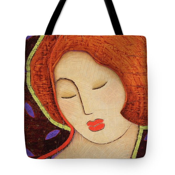 Soul Memory Tote Bag by Gloria Rothrock