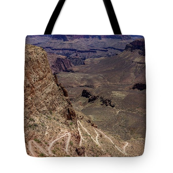 South Kaibab Trail Tote Bag