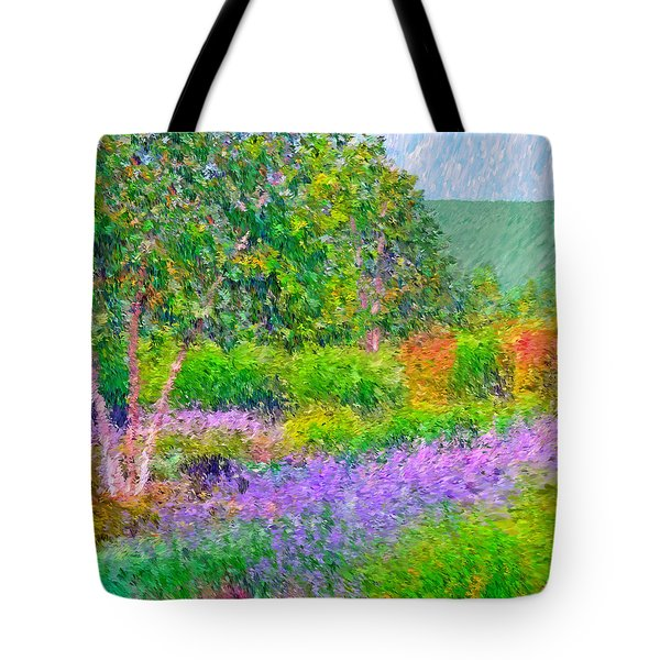 Spectacular May At The Stonewall Resort Tote Bag