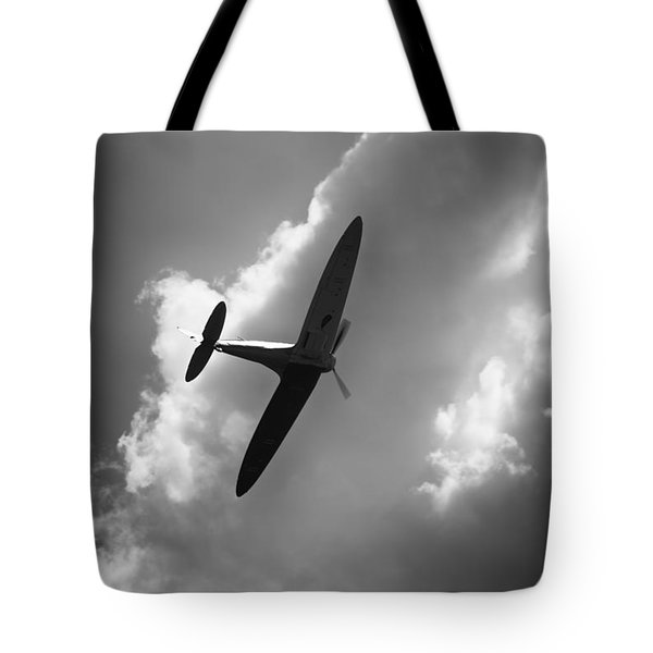 Spitfire Tote Bag by Ian Merton