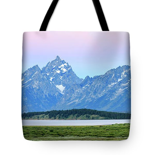 Spotless Sunrise Tote Bag