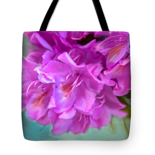 Spring Tote Bag by Mary Timman