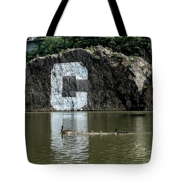 Spuyten Duyvil  Tote Bag