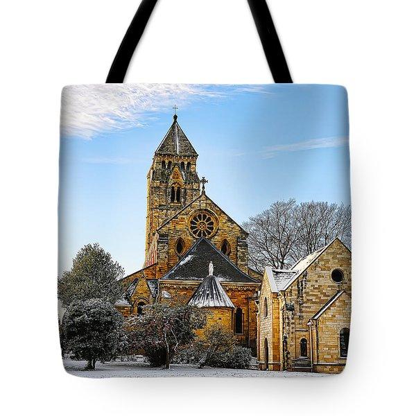 St. Edward Tote Bag