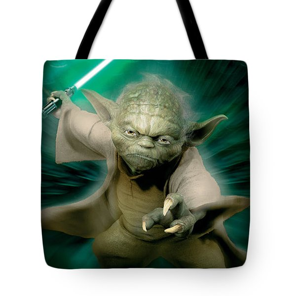 Star Wars Episode II - Attack Of The Clones 2002 Tote Bag