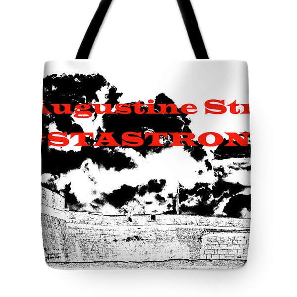 #stastrong Tote Bag