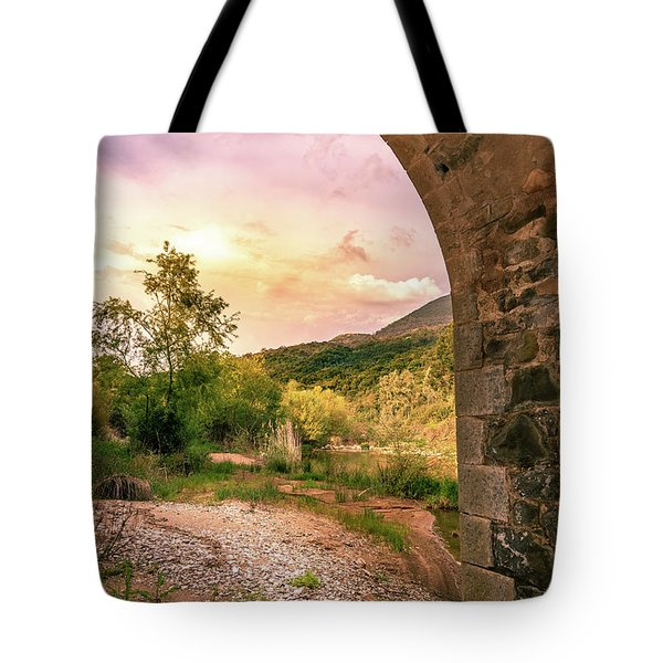 // Tote Bag by Stavros Argyropoulos