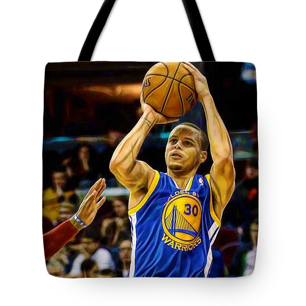 Steph Curry Collection Tote Bag