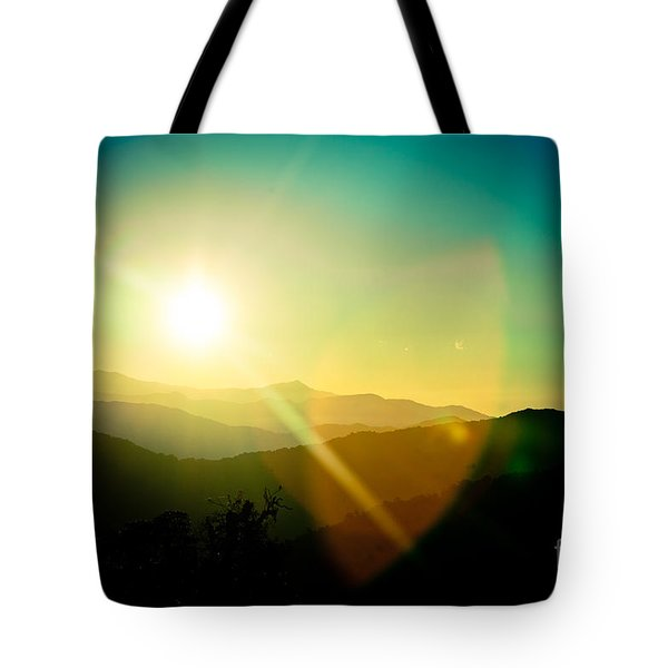 Sunrise In Himalayas Artmif Photo Raimond Klavins Tote Bag