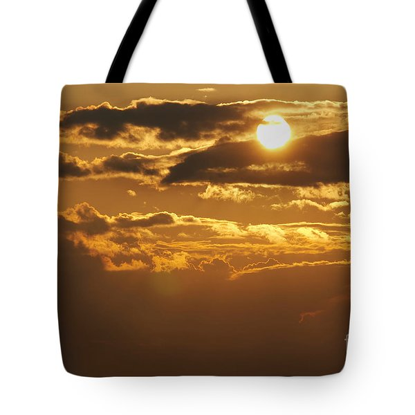 Sunset Tote Bag by Michal Boubin