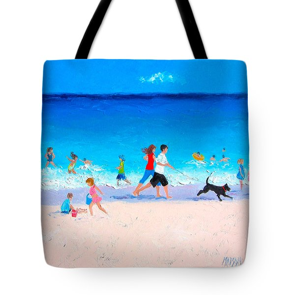 Sunshine And Summertime Tote Bag