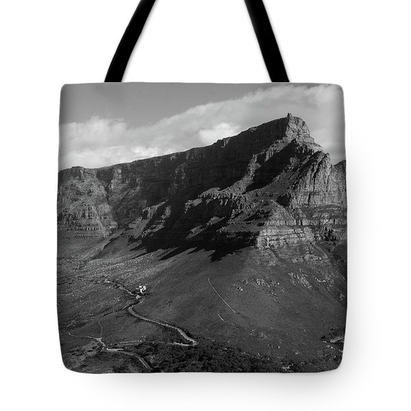 Table Mountain - Cape Town Tote Bag
