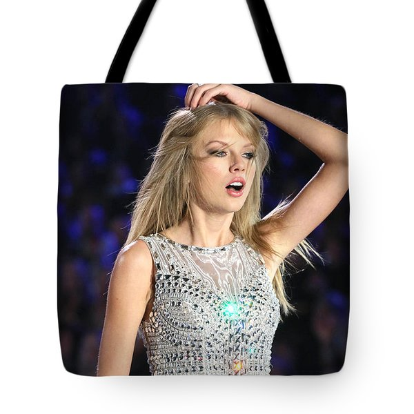 Taylor Swift Tote Bag