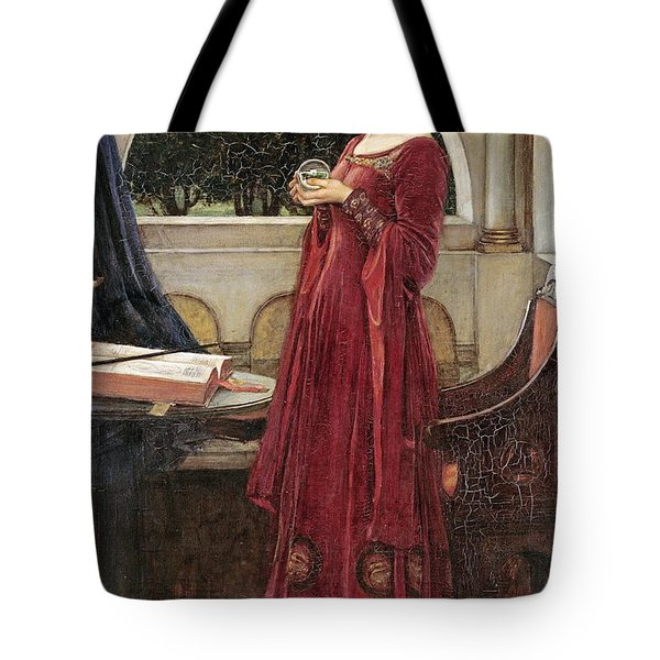 The Crystal Ball  Tote Bag