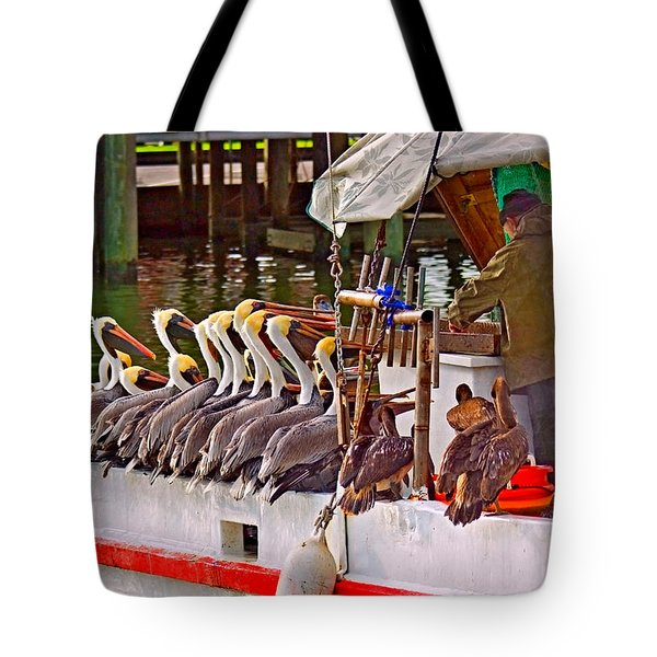 The Diner Tote Bag
