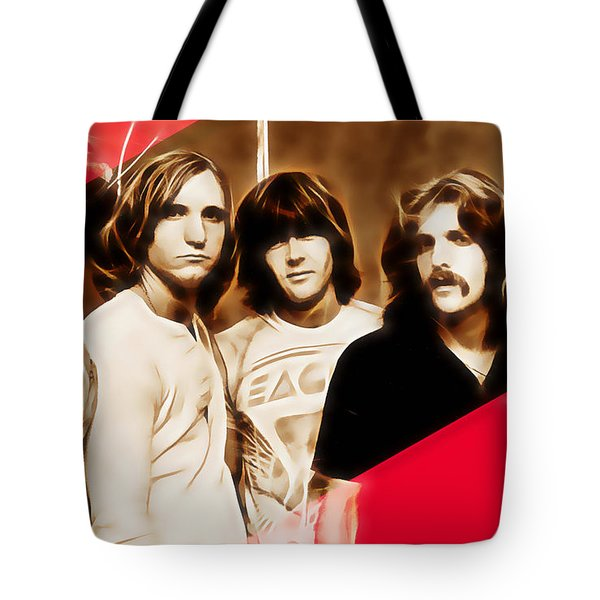 The Eagles Collection Tote Bag