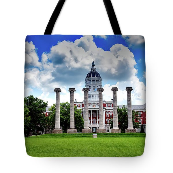 The Francis Quadrangle - University Of Missouri Tote Bag