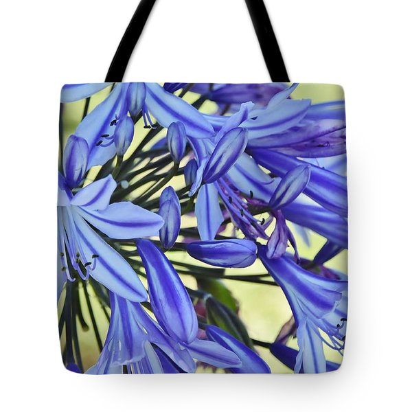 the lily of the Nile... Tote Bag
