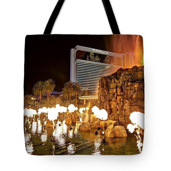 The Mirage Tote Bag