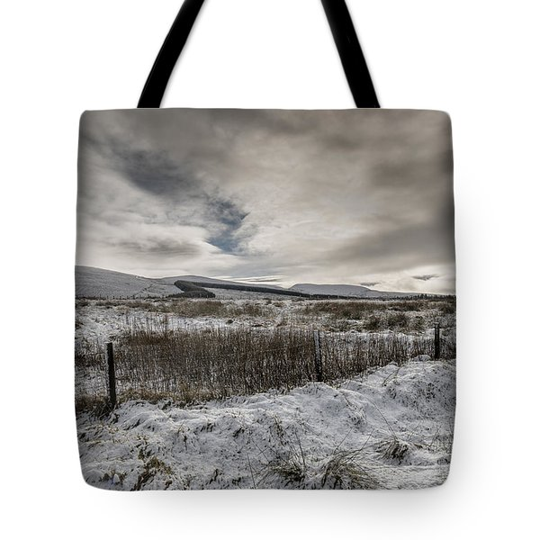 The Ochil Hills Tote Bag