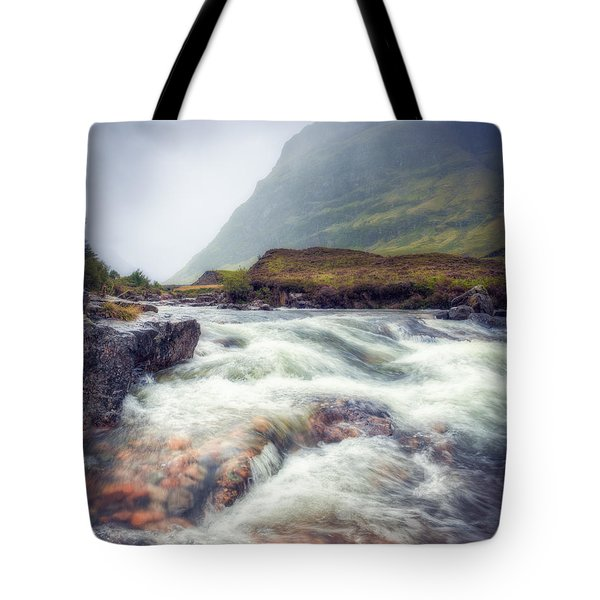 The River Coe Tote Bag