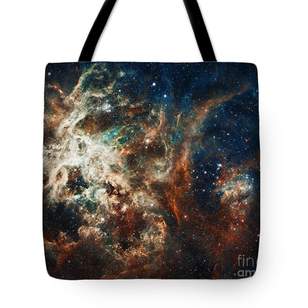 The Tarantula Nebula Tote Bag