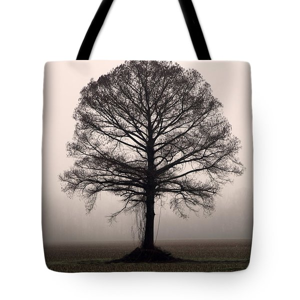 The Tree Tote Bag by Amanda Barcon