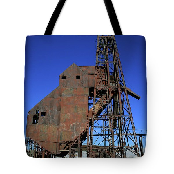 Theresa Mine Tote Bag