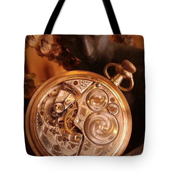 Time... Tote Bag