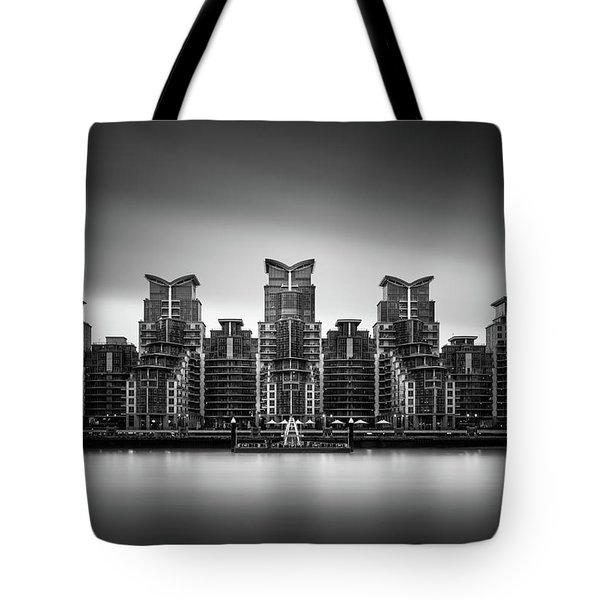 2 Time Winner Of The Worst Building In The World Award Tote Bag