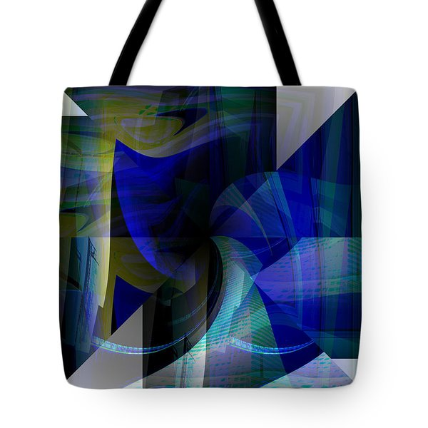 Transparency 4   Tote Bag by Thibault Toussaint