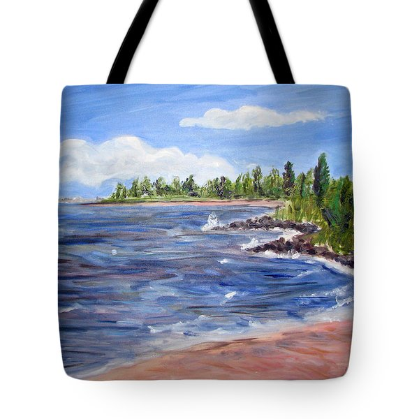 Trixies Cove Tote Bag