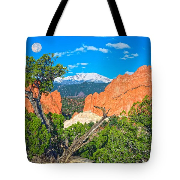 Typical Colorado  Tote Bag by Bijan Pirnia