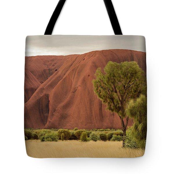 Uluru 08 Tote Bag