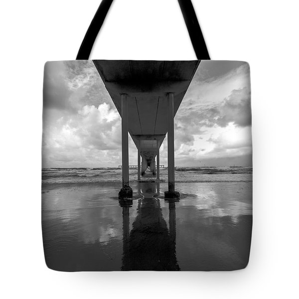 Tote Bag featuring the photograph Untitled by Ryan Weddle