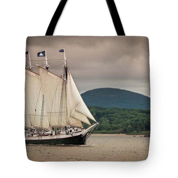 Victory Chimes Tote Bag by Fred LeBlanc
