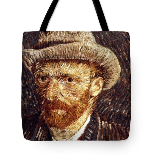 Vincent Van Gogh Tote Bag by Granger