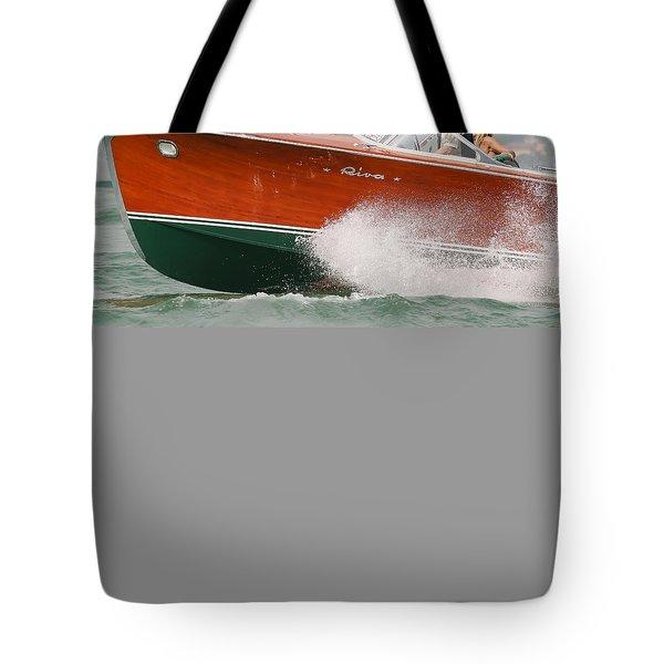 Vintage Riva Tote Bag